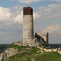Zamek w Olsztynie - Jura krakowsko-częstochowska #częstochowska #historia #jura #krajobraz #krakowsko #lezajsktm #Olsztyn #ruiny #widok #zamek #zamki
