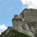 Zamek w Olsztynie - Jura krakowsko-częstochowska #zamek #zamki #ruiny #Olsztyn #historia #krajobraz #widok #lezajsktm #jura #krakowsko #częstochowska