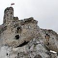 Zamek rycerski w Mirowie - Jura krakowsko-częstochowska #historia #krajobraz #lezajsktm #Mirów #Polska #Jura #krakowsko #częstochowska #ruiny #widok #zabytki #zamek #zamki