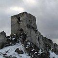 Zamek królewski w Olsztynie - Jura krakowsko-częstochowska. #olsztyn #jura #lezajsktm #widok #krajobraz #ruiny #zamek #zamki #krakowsko #częstochowska #ZimaWidok