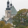 Klasztor o. Bernardynów w Leżajsku #bernardyni #bernardynów #klasztor #kościół #jesień #Polska #historia #zabytki #krajobraz #lezajsk #lezajsktm #leżajsk #widok #zabytek