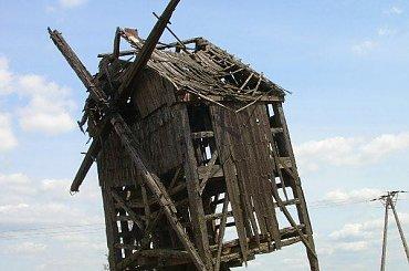 Dubin (wielkopolskie) - wiatrak