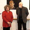 #Wernisaż #wystawa #SzumińskiWiesław #Obłąkani #CentrumSztukiWspółczesnej #Suwałki #malarstwo #StrumiłłoAndrzej