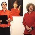 #Wernisaż #wystawa #SzumińskiWiesław #Obłąkani #CentrumSztukiWspółczesnej #Suwałki #malarstwo #MuszczynkoIza