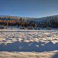 Pożegnanie z zimą... #zima #śnieg #krajobraz #HDR #arietiss