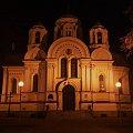kościół św. Jakuba #noc #Częstochowa