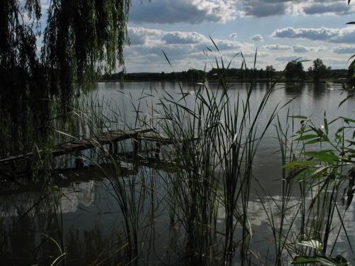 #jezioro #Lubięcin