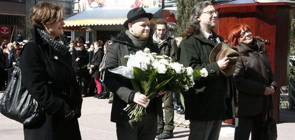Delegacje Teatru Lalki i AktoraPinokio oraz Teatru Lalek Arlekin
