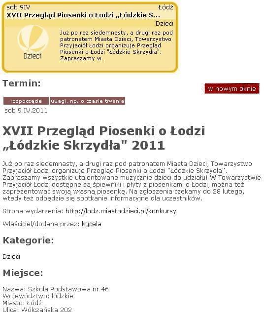 w internecie 2011