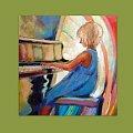 moje malowanie ..... 50-70 cm :))) #malarstwo