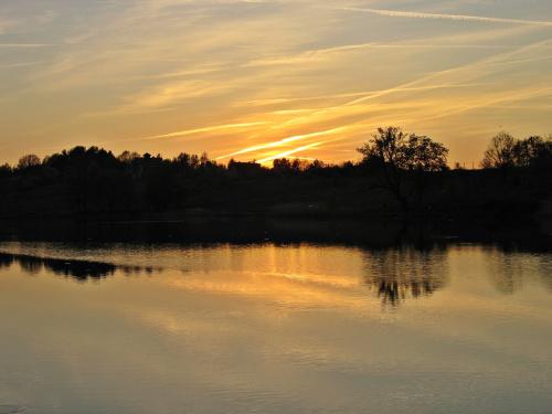 #wieczór #ZachódSłońca