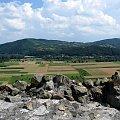 Ruiny zamku w Czchowie n/Dunajcem #historia #krajobraz #lezajsktm #PolskieZamki #ruiny #zabytki #zamki