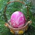 Wielkanocna pisanka :) #jajo #pisanka #sruś #Wielkanoc