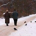 wciąż przed nami kawałek drogi... #ludzie #wiek #droga #życie