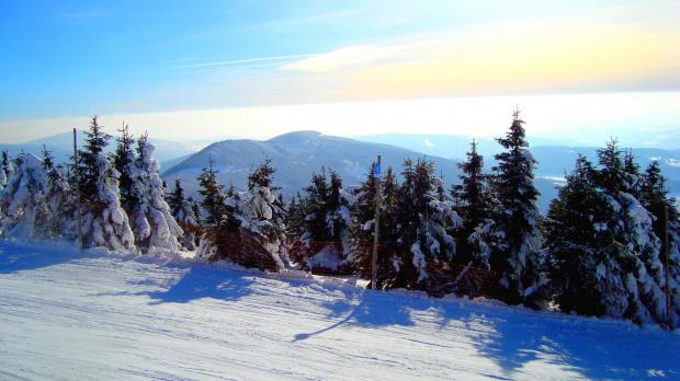Ski areál Horní Domky - Lysá hora (Rokytnice nad Jizerou)