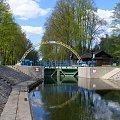 Śluza Karwik na kanale Jeglińskim #Karwik #Jegliński