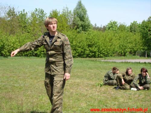 W prawo zwrot... czyli przygotowania do wystrzałowej majówki pierwszoklasistów #Sobieszyn #Brzozowa