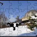Planetarium. praca wg tutka-dziadek.webd.pl #puzle #planetarium #park #wpkiw #zima