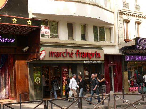 Wokól Placu Pigalle #Paryż