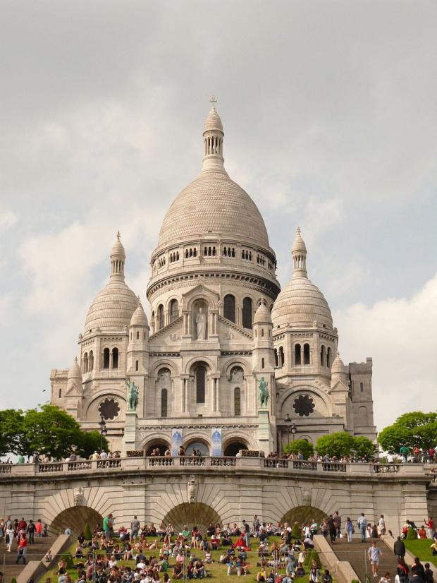 Bazylika Sacre - Coeur #Paryż