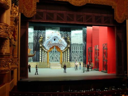 Opera - scena #Paryż