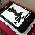 Torcik dla Karola #osiemnastka #tort #laska #kobieta #IPHONE4