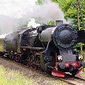 Już ledwo sapie... #arietiss #kolej #lokomotywa #pociąg