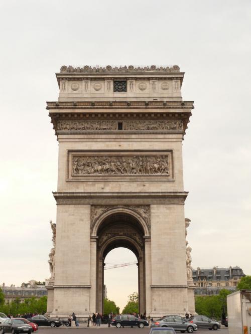 Łuk Triumfalny #Paryż