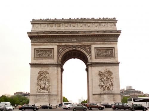 Arc De Triomphe #Paryż