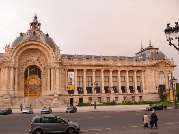 Grand Palais - zaprojektowany przez Charle'sa Giraulta #Paryż