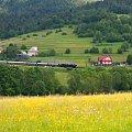 Jedzie pociąg z daleka... #arietiss #kolej #lokomotywa #pociąg