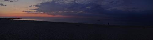 #świnoujście #ZachódSłońca #morze #bałtyk #słońce #plaża #panorama