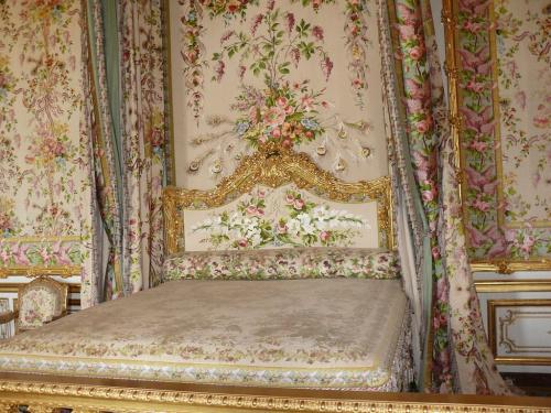 Pałac Wersalski , The Queen's Chambery #Paryż
