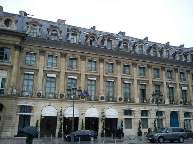 Plac Vendome #Paryż
