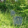Czarne - Dawny cmentarz Ewangelicki #Czarne
