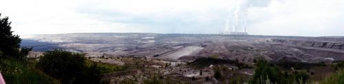 Kopalnia węgla brunatnego - Bełchatów #Kleszczów #Bełchatów