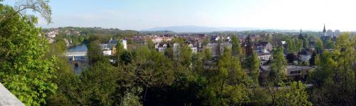 Panorama Cieszyna #Cieszyn