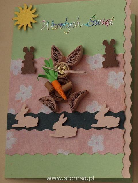 #Wielkanoc #KartkiRęcznieRobione