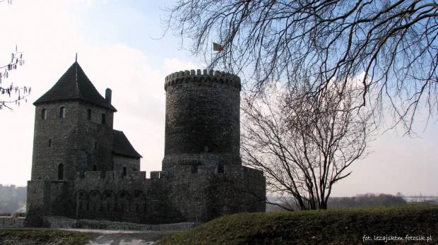 Zamek w Będzinie, woj. śląskie