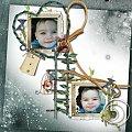 zestaw-mely-design.blogspot.com, zestaw-digiscrapbyjill.canalblog.com, fotka-Danka, czcionka-disney park #scrapek #scarpki #digiscrap #dziecko #dzieci #serce #drabina