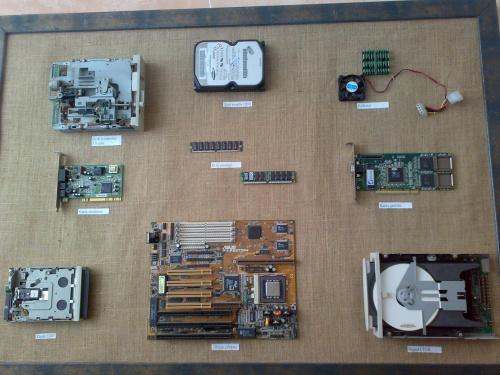 To był komputer, teraz to jest wystawa :P