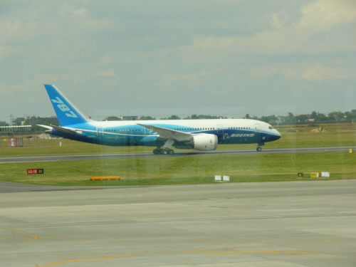 Boeing 787 Dreamliner - Liniowiec marzeń #Andaluzja
