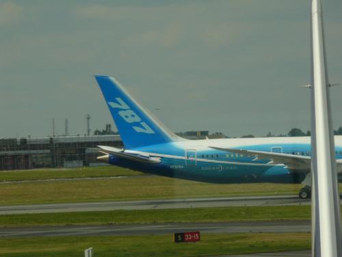Boeing 787 Dreamliner #Andaluzja