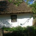 Sierpc - skansen #chata #wieś #skansen #Sierpc #natura #przyroda #dom