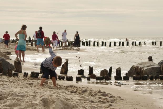 #plaża #morze #Bałtyk #Niechorze