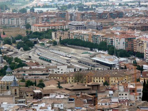 Granada - ta mniej ładna część #Andaluzja