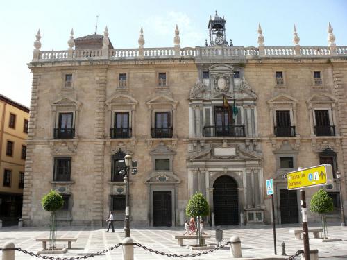 Granada - Ratusz #Andaluzja