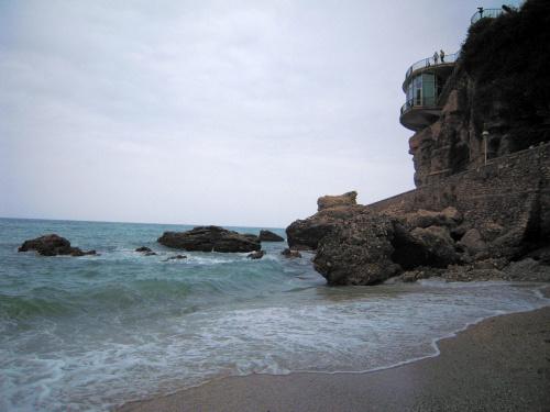Balkon Europy to malowniczy skalisty przylądek, z którego roztaczają się wyjątkowo piękne widoki na morze oraz okolicę. #Andaluzja