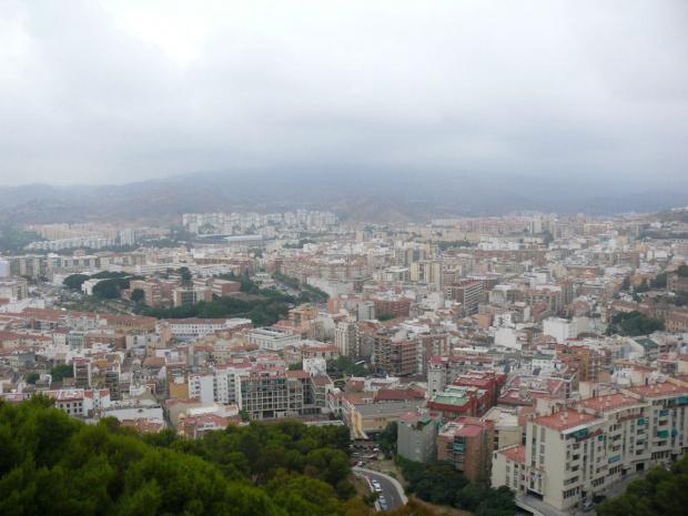 Malaga #Andaluzja