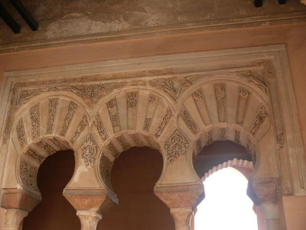 Alcazaba w Maladze - koronkowa robota :) #Andaluzja